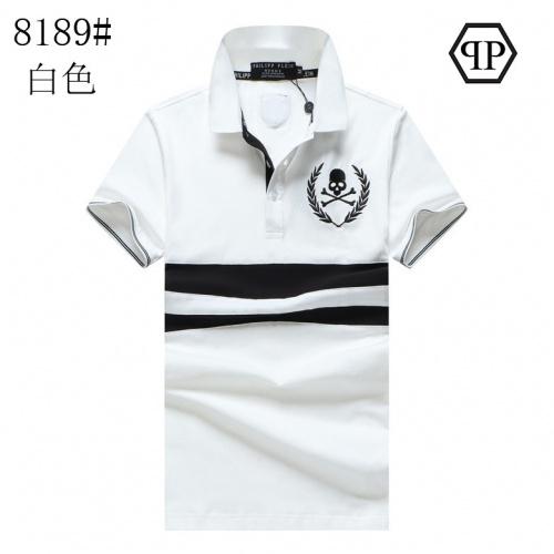 Philipp Plein PP T-Shirts Short Sleeved For Men #850615