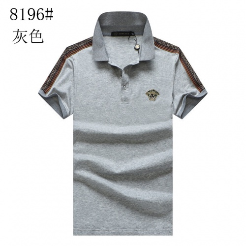Versace T-Shirts Short Sleeved For Men #850617