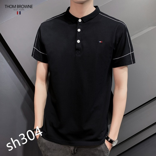 Thom Browne TB T-Shirts Short Sleeved For Men #850619