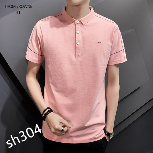 Thom Browne TB T-Shirts Short Sleeved For Men #850620