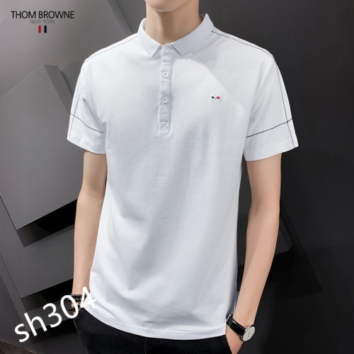 Thom Browne TB T-Shirts Short Sleeved For Men #850622