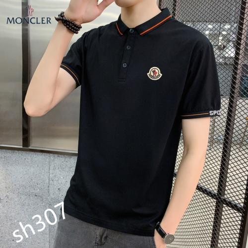 Moncler T-Shirts Short Sleeved For Men #850627
