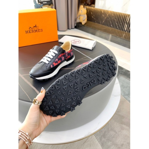 Replica Hermes Casual Shoes For Men #850685 $76.00 USD for Wholesale