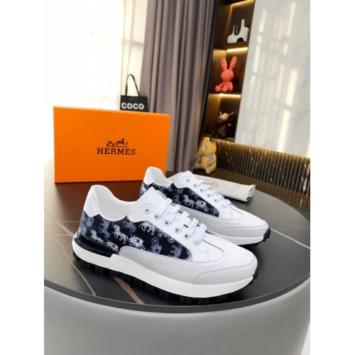 Hermes Casual Shoes For Men #850686