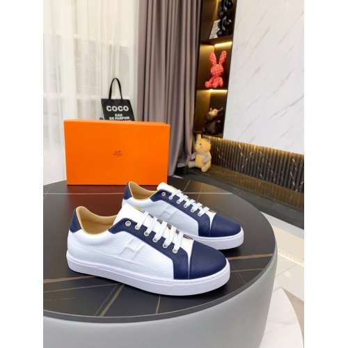 Hermes Casual Shoes For Men #850706 $76.00 USD, Wholesale Replica Hermes Casual Shoes