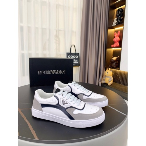 Armani Casual Shoes For Men #850709