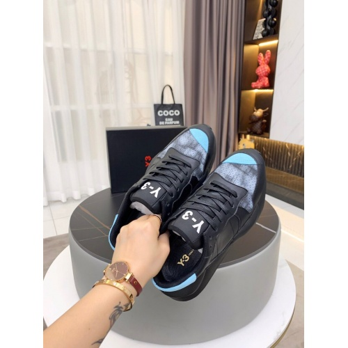 Replica Y-3 Casual Shoes For Men #850712 $85.00 USD for Wholesale