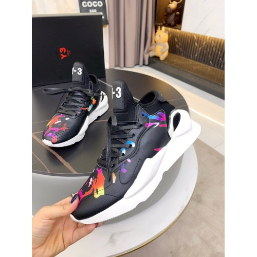 Replica Y-3 Casual Shoes For Men #850714 $85.00 USD for Wholesale