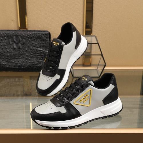 Prada Casual Shoes For Men #850787