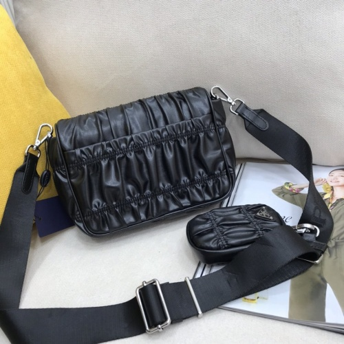 Replica Prada AAA Quality Messeger Bags For Women #850895 $92.00 USD for Wholesale