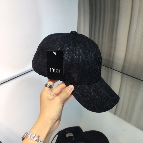 Replica Christian Dior Caps #850926 $32.00 USD for Wholesale