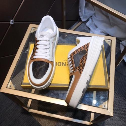Fendi Casual Shoes For Men #851002