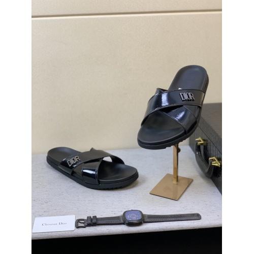 Christian Dior Slippers For Men #851006