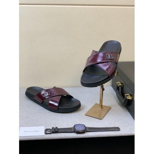 Christian Dior Slippers For Men #851008
