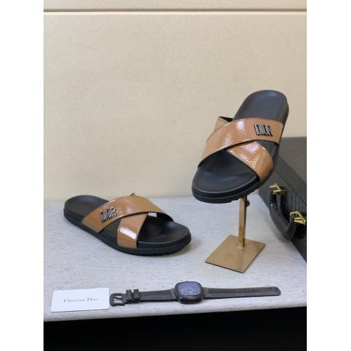 Christian Dior Slippers For Men #851010