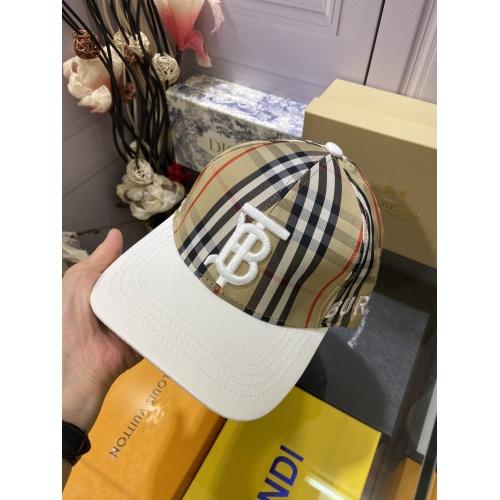 Burberry Caps #851083