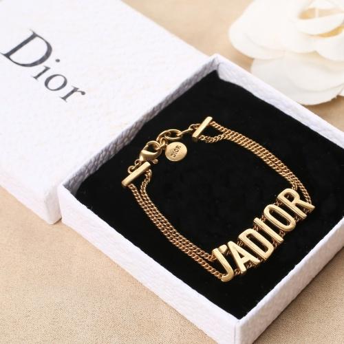 Christian Dior Bracelets #851195 $27.00 USD, Wholesale Replica Christian Dior Bracelets
