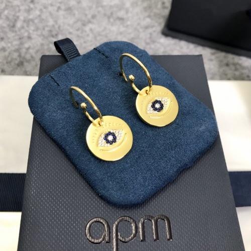 apm Monaco Earrings #851221
