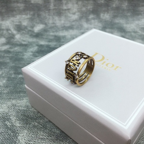 Christian Dior Ring #851222