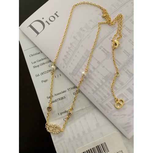Christian Dior Necklace #851339 $34.00, Wholesale Replica Christian Dior Necklace