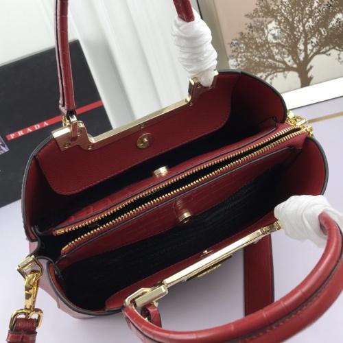 Replica Prada AAA Quality Handbags For Women #851454 $105.00 USD for Wholesale
