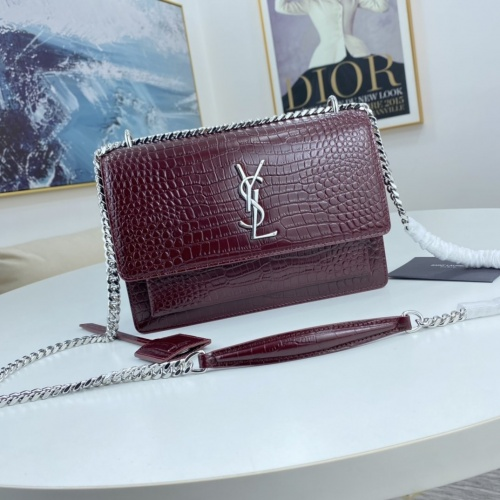 Yves Saint Laurent YSL AAA Messenger Bags For Women #851467