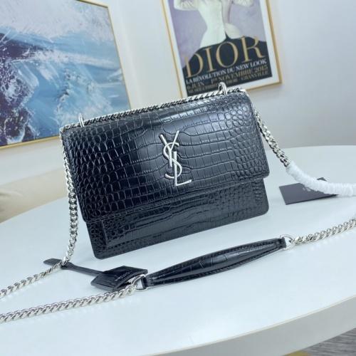 Yves Saint Laurent YSL AAA Messenger Bags For Women #851468