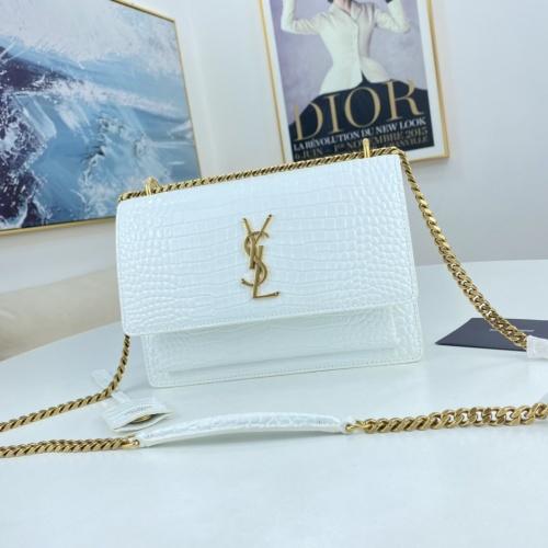 Yves Saint Laurent YSL AAA Messenger Bags For Women #851469