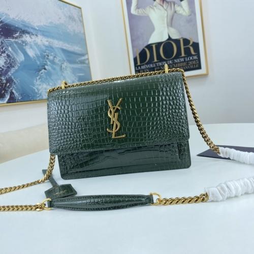 Yves Saint Laurent YSL AAA Messenger Bags For Women #851470 $225.00 USD, Wholesale Replica Yves Saint Laurent YSL AAA Messenger Bags