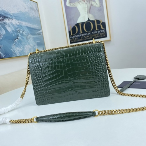 Replica Yves Saint Laurent YSL AAA Messenger Bags For Women #851470 $225.00 USD for Wholesale