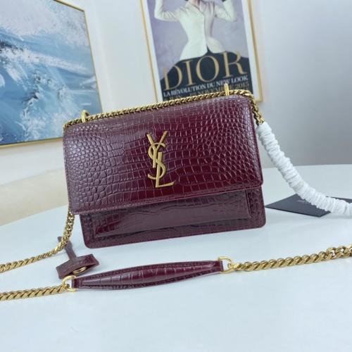 Yves Saint Laurent YSL AAA Messenger Bags For Women #851471