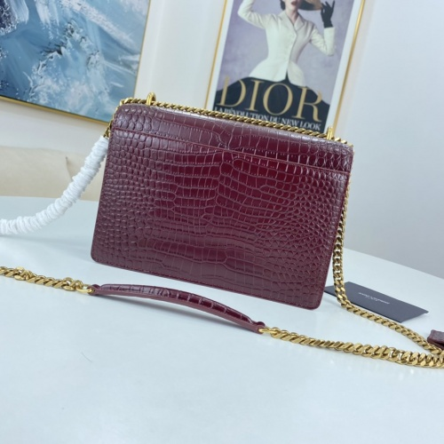 Replica Yves Saint Laurent YSL AAA Messenger Bags For Women #851471 $225.00 USD for Wholesale