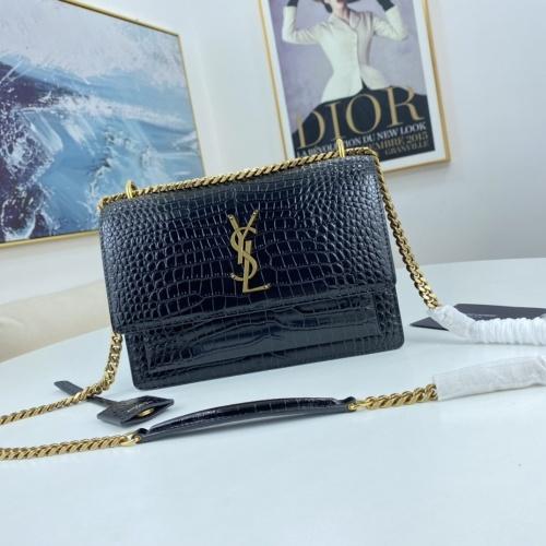 Yves Saint Laurent YSL AAA Messenger Bags For Women #851472 $225.00 USD, Wholesale Replica Yves Saint Laurent YSL AAA Messenger Bags