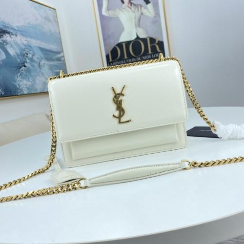 Yves Saint Laurent YSL AAA Messenger Bags For Women #851475