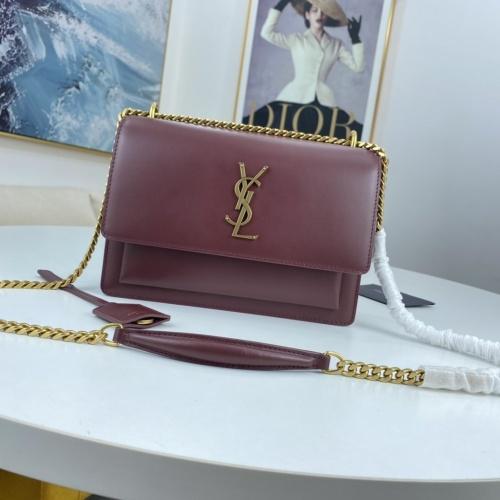 Yves Saint Laurent YSL AAA Messenger Bags For Women #851476