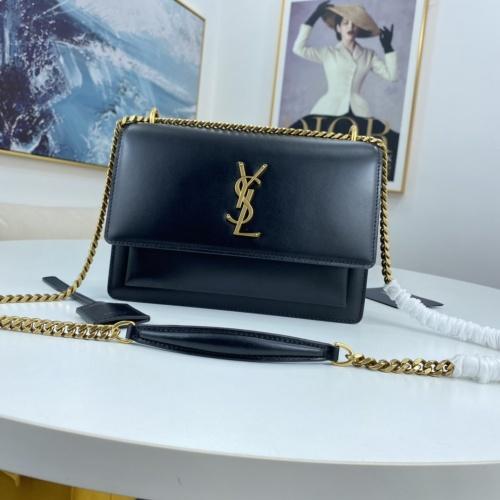 Yves Saint Laurent YSL AAA Messenger Bags For Women #851477