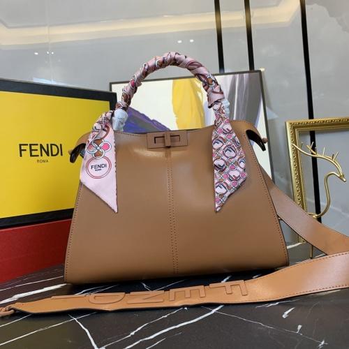 Fendi AAA Quality Handbags For Women #851495