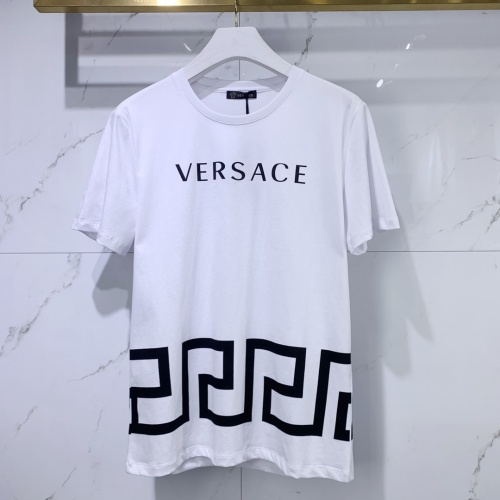 Versace T-Shirts Short Sleeved For Men #851517