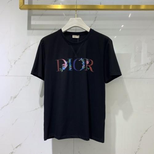 Christian Dior T-Shirts Short Sleeved For Men #851550