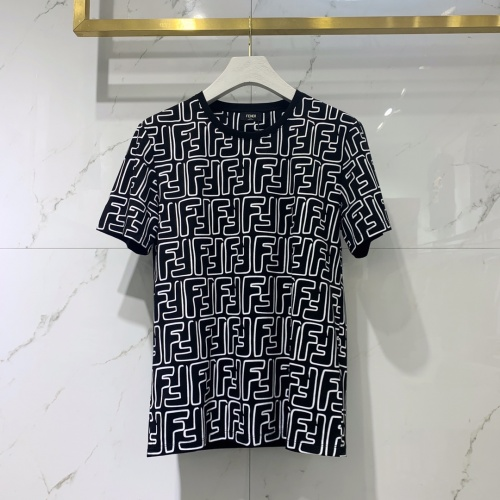 Fendi T-Shirts Short Sleeved For Men #851552