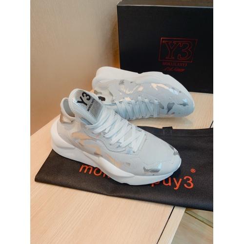 Y-3 Casual Shoes For Men #851589 $82.00 USD, Wholesale Replica Y-3 Casual Shoes