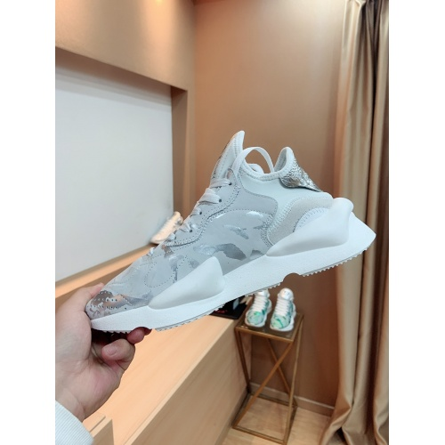 Replica Y-3 Casual Shoes For Men #851589 $82.00 USD for Wholesale