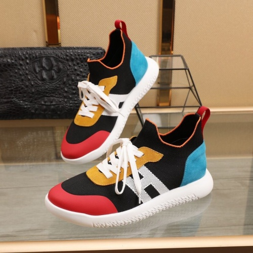 Hermes Casual Shoes For Men #851659 $88.00 USD, Wholesale Replica Hermes Casual Shoes