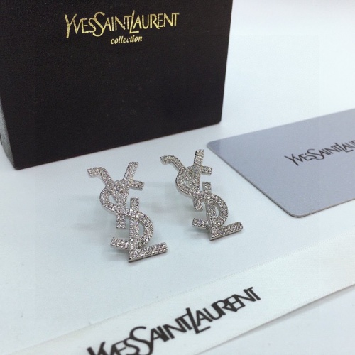 Yves Saint Laurent YSL Earring #851684 $32.00, Wholesale Replica Yves Saint Laurent YSL Earring