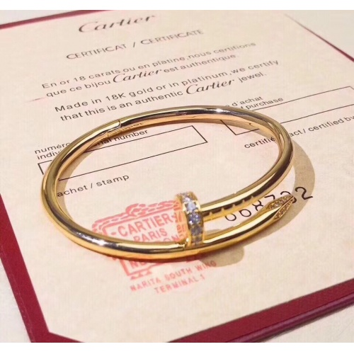 Cartier bracelets #851707 $32.00 USD, Wholesale Replica Cartier bracelets