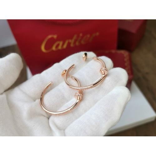 Cartier Earring #851738