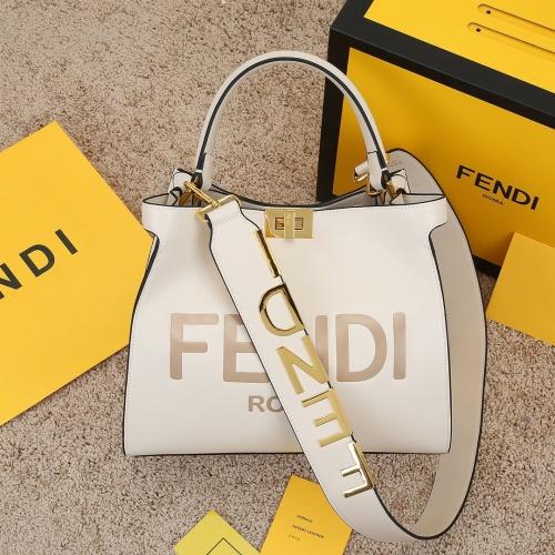 Fendi AAA Quality Handbags For Women #851765
