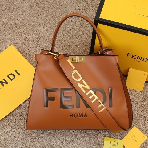 Fendi AAA Quality Handbags For Women #851767