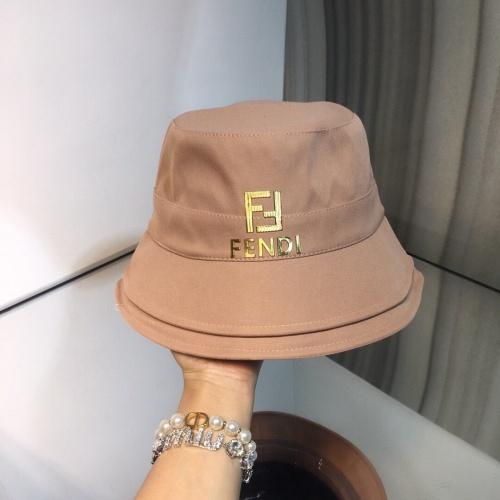 Fendi Caps #851844 $38.00 USD, Wholesale Replica Fendi Caps