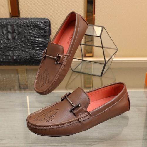 Hermes Leather Shoes For Men #851897